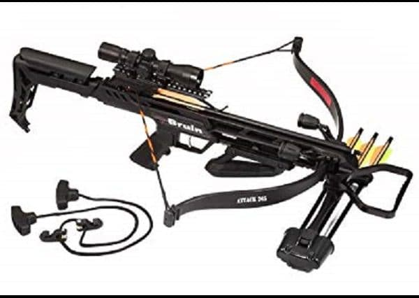 Best Recurve Crossbow