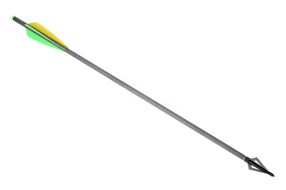 compound bow arrow