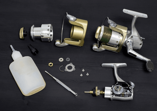 fishing cleaning kit