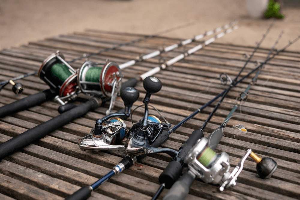 how to clean fishing rod