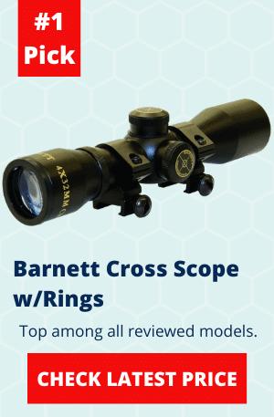 Barnett Cross Scope