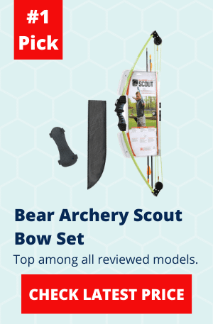 Bear Archery Scout Bow Set