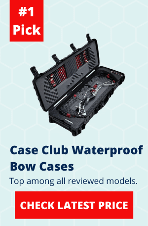 Case Club Waterproof Bow Cases