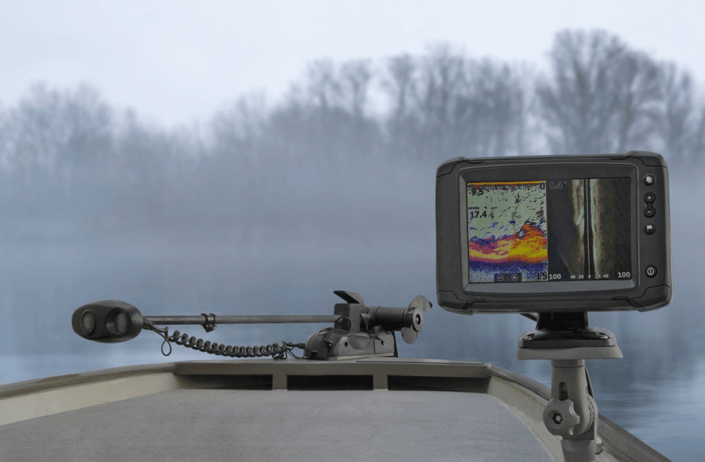 how to use fish finder