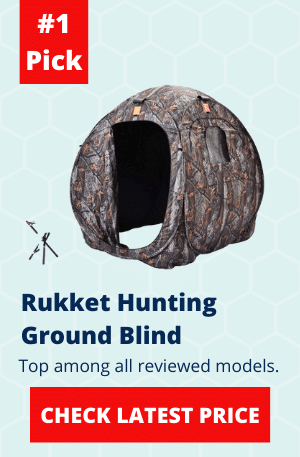 Rukket Hunting Blind