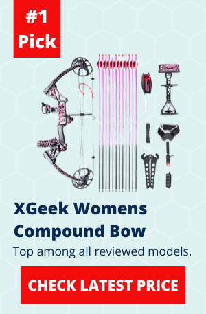 XGeek Womens Compound Bow